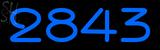Custom 2843 Neon Sign 4