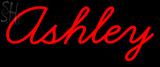 Custom Ashley Neon Sign 3