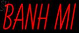 Custom Banh Mi Neon Sign 4
