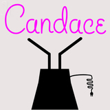 Custom Candace Sculpture Sign 2