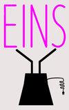 Custom Eins Sculpture Neon Sign 1