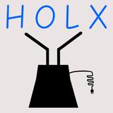 Custom Holx Sculpture Sign 1