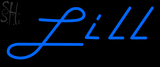 Custom Lill Neon Sign 1