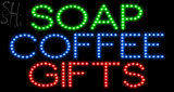Custom Soap Coffee Gifts Led Sign 8