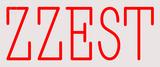 Custom Zzest Neon Sign 9