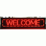 "EPL-P121696R Programmable LED Sign - 11""H x 49""L"