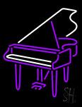 Piano Neon Sign