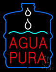 Drinking Water Neon Signs