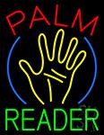 Palm Reader Neon Signs