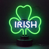 Irish Neon Sculpture