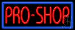 Pro Shop Neon Sign