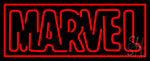 Marvel Neon Sign