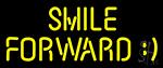 Smile Forward Neon Sign