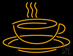 Coffe Cup Neon Sign