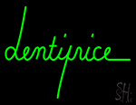 Dentifrice Neon Sign
