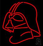 Darth Vader Helmet Star Wars Neon Sign
