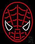Spider Man Neon Sign