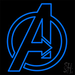 The Avengers Neon Sign