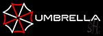 Umbrella Corporation Resident Nvil Neon Sign