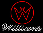 Williams Neon Sign