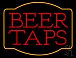 Beer Taps Neon Sign