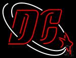 Dg Logo Neon Sign