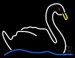 Duck Neon Sign