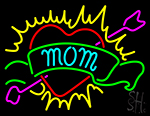 Mom Neon Sign