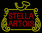 New Stella Artois Belgian Lager Neon Sign