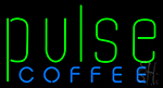 Pulse Coffee Neon Sign