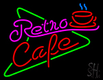 Retro Cafe Neon Sign