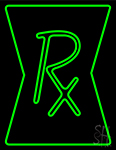 Rx Neon Sign