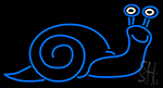 Snail Insects Neon Sign