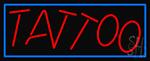Tattoo Neon Sign