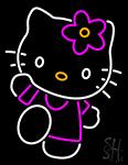 Kitty Neon Sign