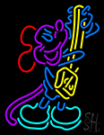 Mickyy Mouse Neon Sign