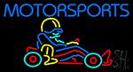 Motorsports Neon Sign
