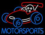 Motorssports 1 Neon Sign