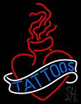 Tattoos Neon Sign
