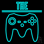 The Game Neon Sign