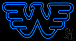 Waylon Jennings Neon Sign