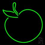 Apple Neon Sign