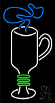 Cool Coffee Cup Neon Sign