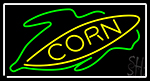 Corn Neon Sign