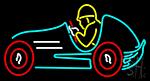 Race Car Neon Sign