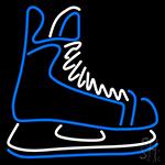 Skating Shoes Neon Sign