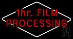 1hr Film Processing Neon Sign