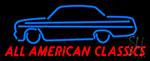 All American Classics Neon Sign