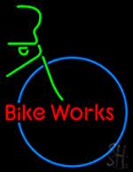 Bike Works Neon Sign