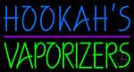 Hookahs Vaporizers Neon Sign